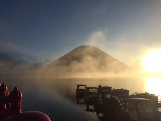 榛名湖ボート