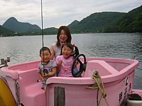 ペタルボート(3人乗り用)